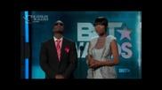 Chris Brown @ 2010 Bet Awards