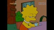 Семейство Симпсън - Арти се завръща С15е14 05.04.10