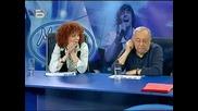 Music Idol 2 - 12 Годишно Момиче - Уникат - Минава В 2 Кръг - ДОБРО КАЧЕСТВО 28.02.08