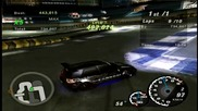 Nfs U2 - [drift] Game Over