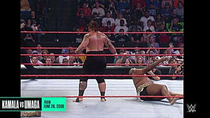Umaga's greatest moments: WWE Playlist
