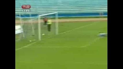 Spartak Varna - Levski 0:1