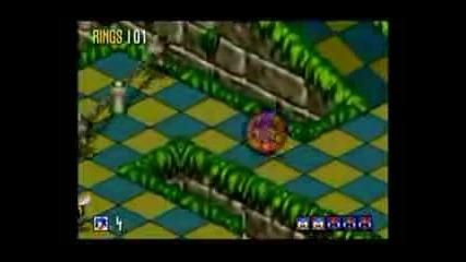 Sonic 3d Blast Genesis Rusty Ruin Act1
