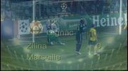 Жилина - Марсилия 0 1 Жиняк (12)