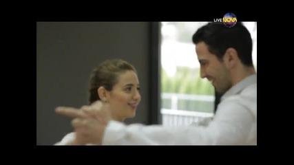 Dancing stars - Елен и Калоян (13.03.2014)