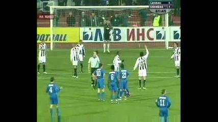 Левски - Удинезе 2 - 1 Купа на Уефа 2006г.
