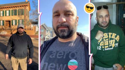 Мишо Шамара се похвали, че е собственик на нов дом в Щатите