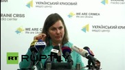 Ukraine: Decentralisation is vital to 'de-Sovietise' Ukraine, says Victoria Nuland