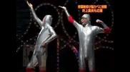 Human Tetris - Japanese Show -