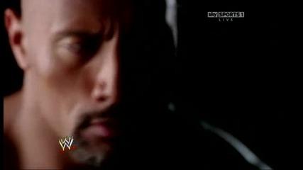 John Cena срещу The Rock - Wrestlemania 28