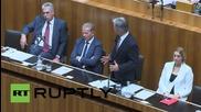 Austria: Vienna backs Greek bailout proposal