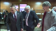 Germany: Turkish and German Foreign Ministers meet for talks in Berlin