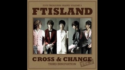 Ft island - 11 You Dont Know My Feelings (cross Change Album)