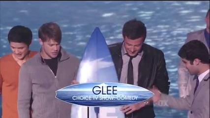 [hd] Teen Choice Awards 2011 (part 5)