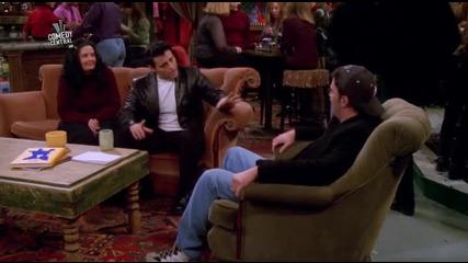 Friends / Приятели - Сезон 6 Епизод 15 - Bg Audio - | Част 1/2 |