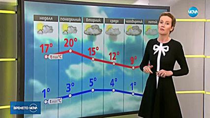 Прогноза за времето (24.03.2019 - сутрешна)