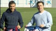 Барселона и Еспаньол заровиха томахавките преди дербито