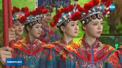 Далечният изток празнува Китайската нова година