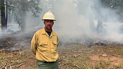 USA: Nation's largest fire burns over 1,500 sq km in Oregon