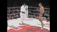 Mirco ''cro Cop'' Filipovic vs Shungo Oyama reliz 0din