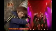 Shinee's Key dances to Mister, Bo Peep Bo Peep, Because of You, Chu, & Genie