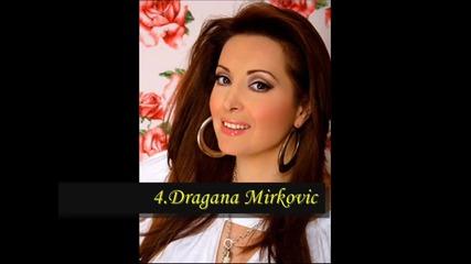 Топ 5 Най - Добри Сръбски Изпълнители