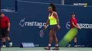 Toronto 2015 Serena Williams vs Andrea Petkovic Set-2