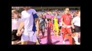 Женски футбол- Канада- Франция 1:0,мач за бронзовите медали