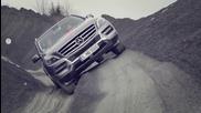 Офроуд тест Mercedes 2014 !