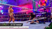Cora Jade vs. Elektra Lopez: WWE NXT, Oct. 19, 2021