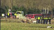 Netherlands: One killed, several injured after train derails near Dalfsen