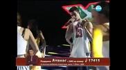 Няма по добър от него!! Атанас Колев - Lolly X Factor Bulgaria 2013
