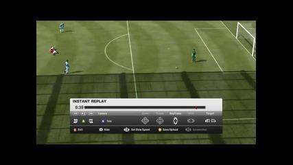 Fifa 12 -бъг яко тръшване