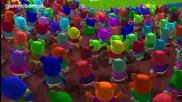 Gummy bear - Fummel Fummel Gummy bear - World Cup Soccer