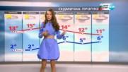Прогноза за времето (03.03.2017 - сутрешна)