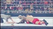 Ecw 08.12.09 Christian, Shelton Benjamin & Yoshi Tatsu vs. William Regal, Ezekiel Jackson & Vladimi