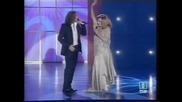 David Bisbal y Rocio Jurado Vibro Live