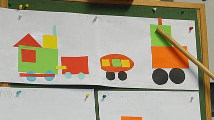 Празник на английския език в 4-та група на Детската градина на ЕСПА