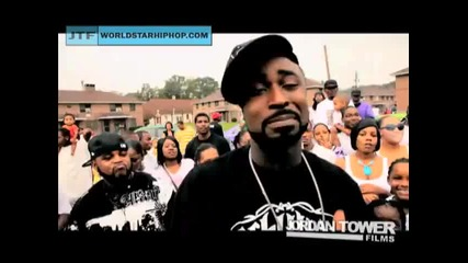 Young Buck & Savion Saddam - Big Work ($hq$)
