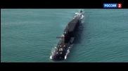 Полигон. Подводница Пр. 667бдрм «делфин» (delta Iv Class)