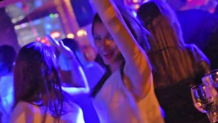 Mascota & MC P house party in Bacardi club Dobrich