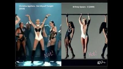 Christina Aguilera най-жалката личност на всички времена
