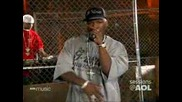 50 Cent - Candy Shop (Live Aol Session)