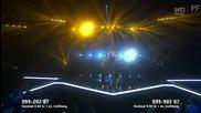 Helena Paparizou - Survivor Live at Andra Chansen show Sweden