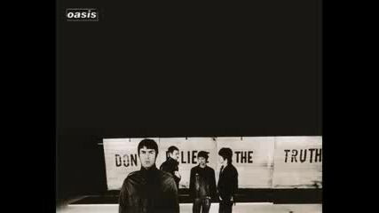 Oasis - Sittin' Here in Silence (on My Own)
