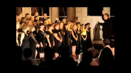 Deep River - a cappella jazz choir