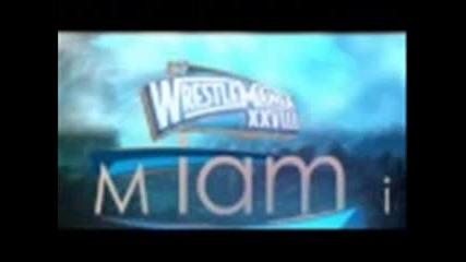 Wrestle Mania Xviii - Theme Song