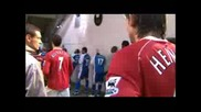 Кристиано Роналдо Се Подготвя За Мач 2