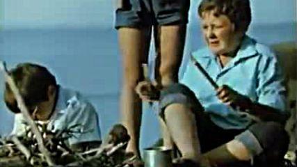 Откъс от С деца на море, 1972 г.