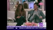 Indira Radic - Intervju - Jutrarnji program - (TV Pink 2012)